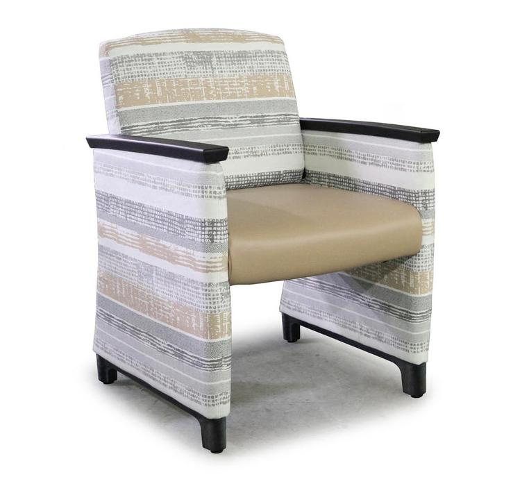 Behavioral Health Fully Upholstered Guest & Tandem