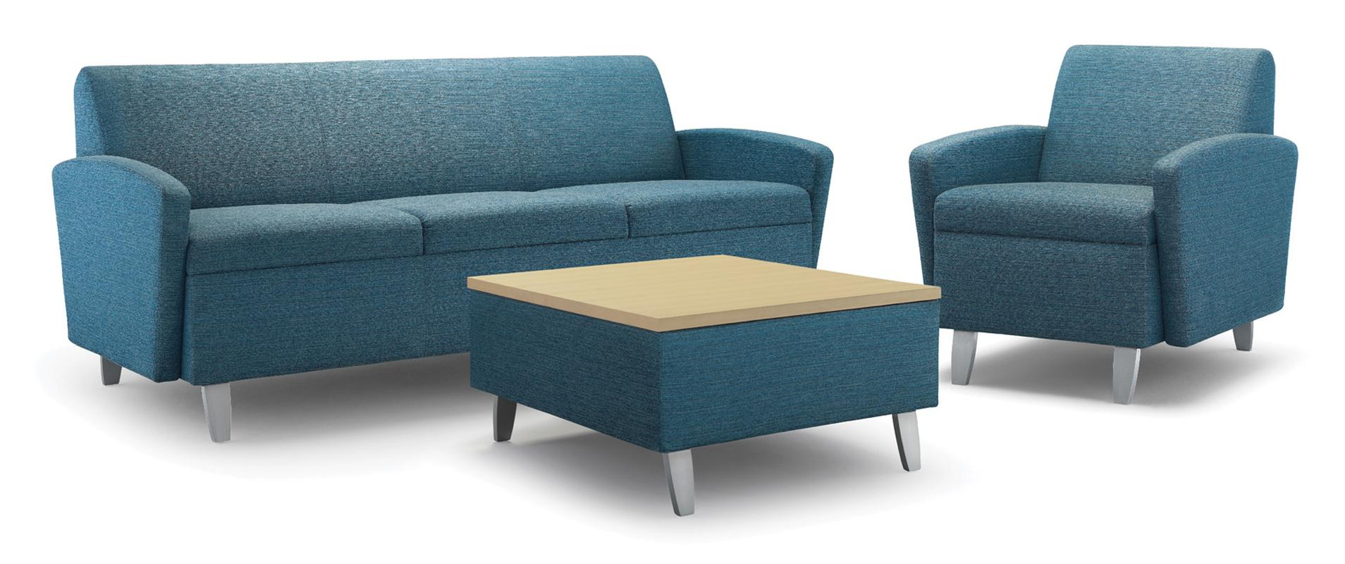 Facelift Serpentine Lounge Seating